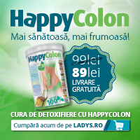 happy colon